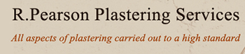 Plasterer In Nottingham Mobile Logo